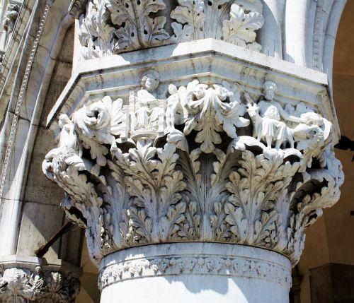 stulpelis,architektūra,paminklas,Venecija,italy,arcade,pastatas,arcade