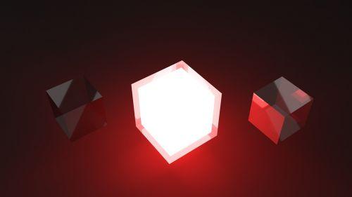 Saunus,fonas,raudona,stiklas,cg,cgi,sukurtas kompiuteriu,kubas,šviesa,juoda,švytėjimas,žėrintis,4k,blenderis,padengti,3d,paprastas,minimalus,minimalistinis,abstraktus