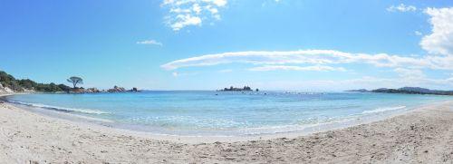 Korsika,panorama,papludimys