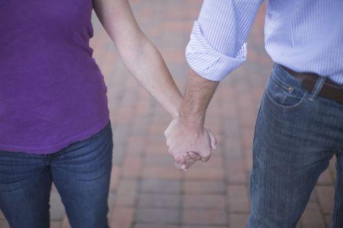 pora,ranka rankon,Valentino diena,žmonės