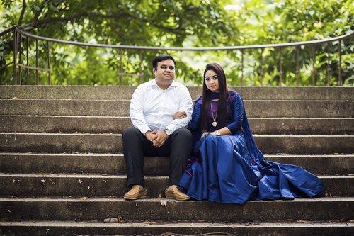 pora, meilė, kartu, laiptai