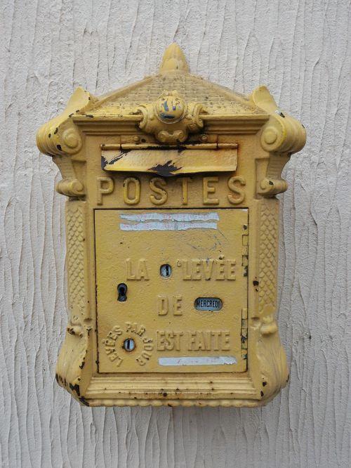 kurjerį,pranešimas,pašto dėžutę