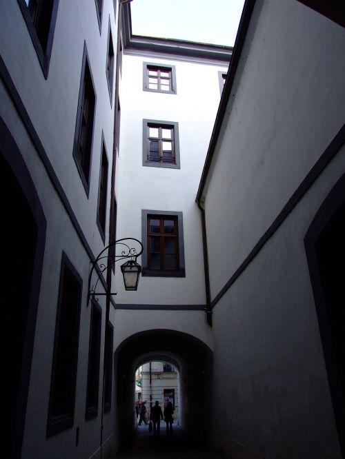 kiemas,gatvė,architektūra,Bratislava,slovak,pastatas,viduramžių,istorinis