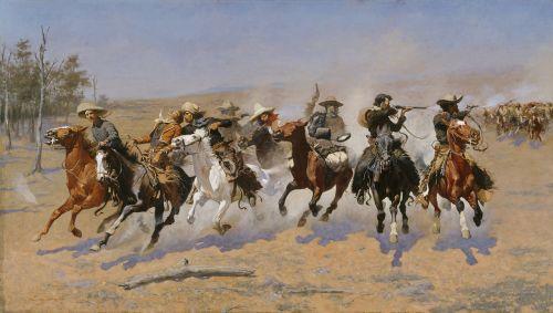 kaubojus,kovoti,medienos brūkšnys,1889,kaubojus,pietvakarius,Šaudymas,apaches,galinis,arkliai