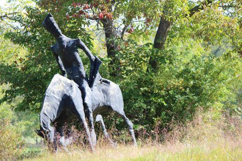 menas, originalas, Vakarų, texmex, kaubojus, Arizona, arkliai, jodinėjimas, kaubojus silueto menas
