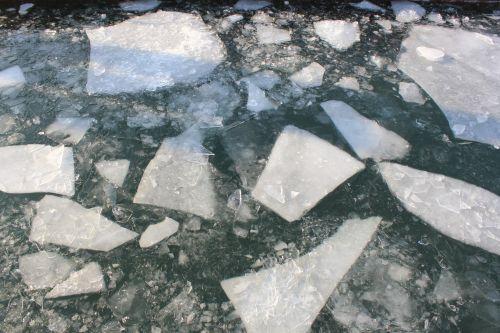 kreivas & nbsp, ledas ežeras, ledas, krekas, vanduo, ežeras, tekstūra, modelis, balta & nbsp, ledas, sniegas, kreko ledas ežere