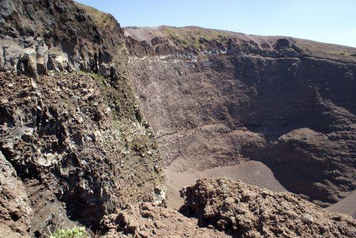 vesuvius, naples, pompėja, herkulaniumas, italy, kalnas, krateris, išsiveržimas, destruktyvus, magma, lava, vesuvius krateris