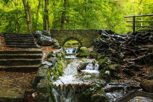 upelis,blogas urachas,krioklys,swabian alb,Kelionės tikslas,migracijos tikslas,takas,nuotykis,nuotykis,įspūdingas,Gorge,kriokliai,miškas,šaltas,aktyvus vandens urvas
