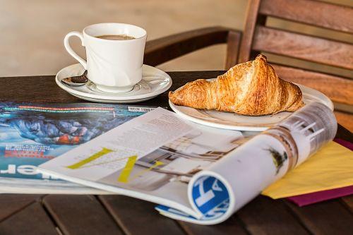 kruopos, žurnalai, kava, užkandis, sveikas, viešasis & nbsp, domenas, stalas, tapetai, fonas, duona, tešla, kepti, nelygus, mityba, java, taurė, kruopos ir kava