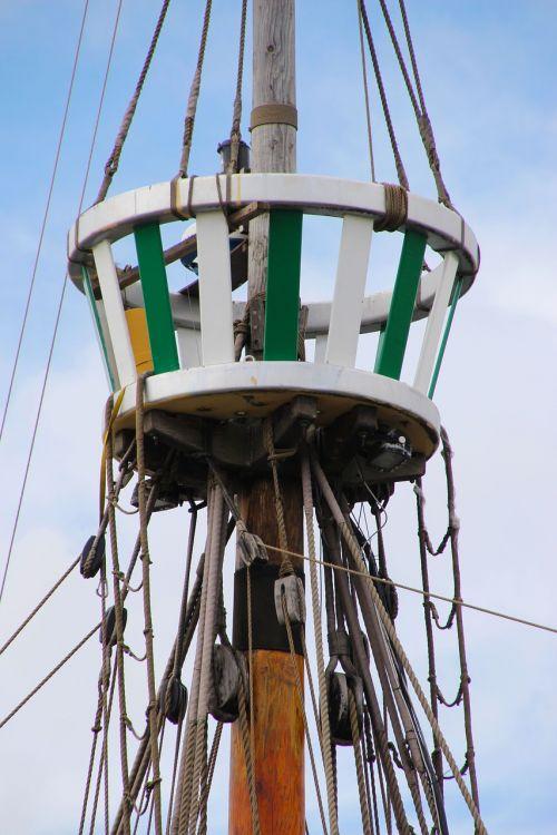 varna lizdas,stiebas,lizdas,laivas,takelažas,valtis,lynai,buriu,jūrinis,buriavimas,laivas,aukštas,karinis jūrų laivynas,jūra,medinis,varnos,vintage,senas,mediena,spręsti,retro,istorinis,jūrų,jūrų,burlaivis,istorinis,nuotykis,gabenimas,senovės