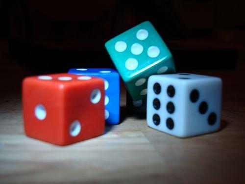 kubas,azartiniai lošimai,akių skaičius
