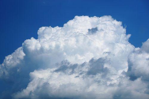 cumulus,debesys,pūkuotukas