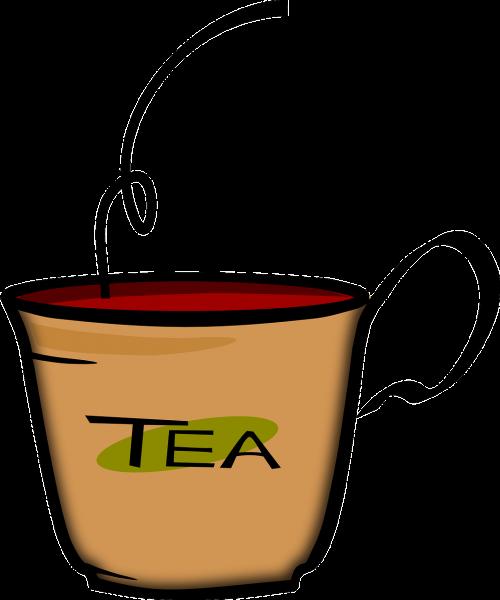 taurė,arbata,karštas,gėrimas,pusryčiai,rytas,gerti,ruda,atsipalaidavimas,arbata,aromatas,nemokama vektorinė grafika
