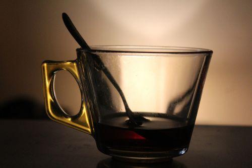 taurė,arbata,šaukštas,šviesa,iraq