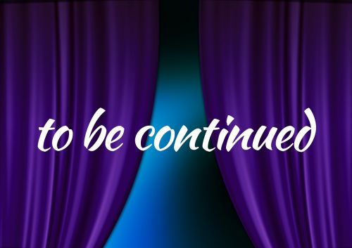 užuolaidos,kinas,teatras,etapas,šrifto,būti tęsiamas,užbaigti,sekti,serijos,Nebaigtas
