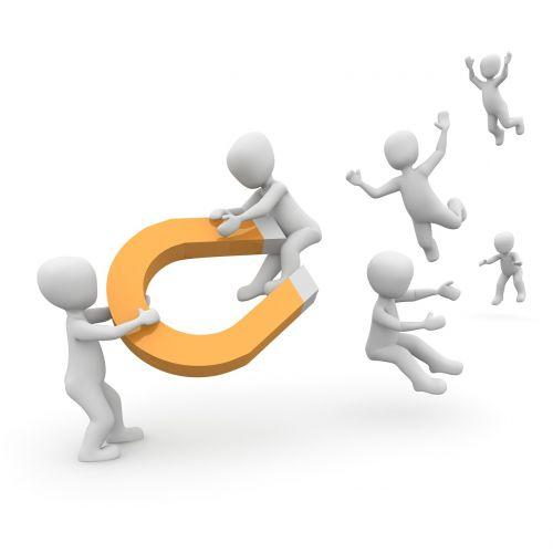 kliento magnetas,magnetas,klientai,sėkmingas,tirpalas,motyvacija,realizuoti,įgyvendinimas,rinkodara,sprendimai