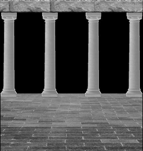 Iškirpti,fonas,architektūra,klasikinis,graikų kalba,romėnų,stulpeliai,kolonada,pranešimas,lintel,akmuo,pilka,pastatas,aplinka,neoklasikinis
