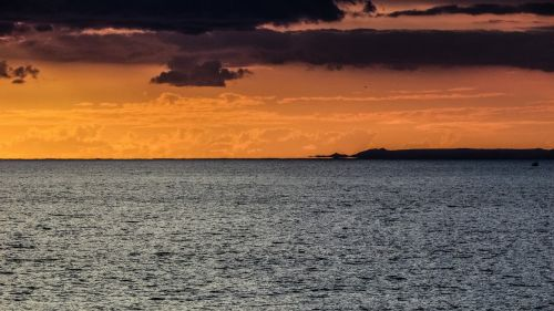 Kipras,ayia napa,saulėlydis
