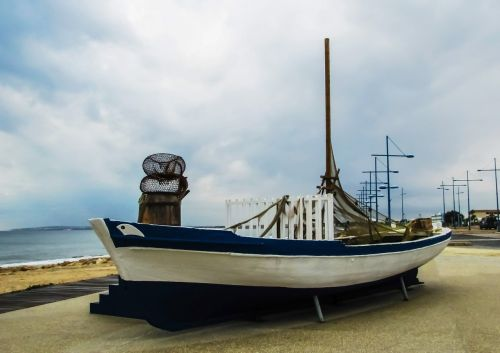 Kipras,ayia napa,žvejyba,tradicija