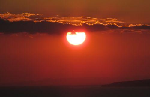 Kipras,ayia napa,saulėlydis,saulė