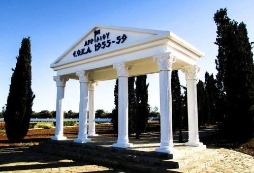 Kipras,avgorou,paminklas,eoka,nepriklausomumas