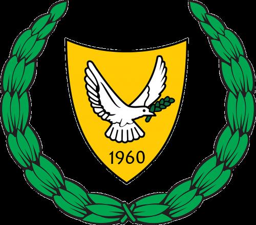 Kipras,herbas,ženminbi,simbolis,valstybė,nacionalinė valstybė,Tautybė,ženklas,nemokama vektorinė grafika