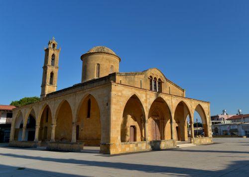 Kipras,šventykla,architektūra