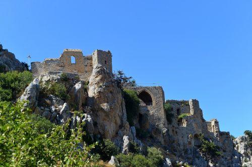 Kipras,pilis,maršrutas