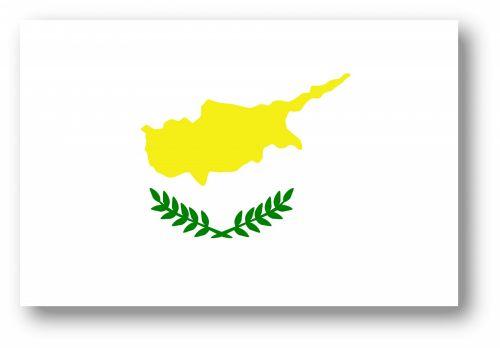 Kipras, vėliava, simbolis, iliustracija, cypriot, reklama, grafika, emblema, izoliuotas, balta, fonas, Šalis, sala, graikų kalba, kilmė, respublika & nbsp, kipras, Turkija, Viduržemio jūros, turkish, Kipro vėliava