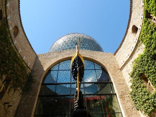 dali,figueras,Salvadoras,sirrealizmas,katalonija,muziejus