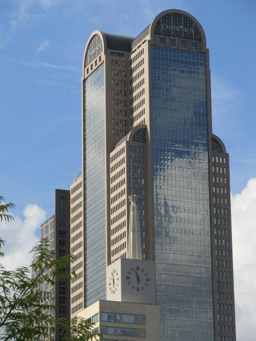 Dallas,panorama,pastatai,centro,biuro pastatai,stiklo fasadas,pastatas,aukštybiniai pastatai,architektūra,texas,miesto,biuras,dangoraižis,miesto panorama,bokštas,įmonės,komercija,verslas,stiklas,industrija