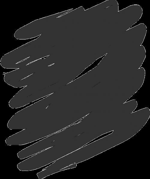 daub,šriftas,juoda,šepetys,dažų teptuku,nemokama vektorinė grafika