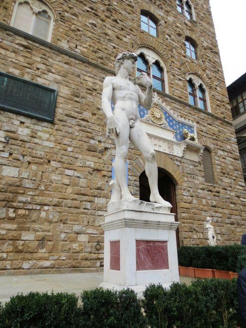 david,Florencija,firenze