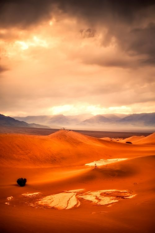 mirties slėnis,Kalifornija,dykuma,slėnis,kalnai,kraštovaizdis,turizmas,san kopos,gamta,lauke,kaimas,nevaisinga,saulėlydis,saulėtekis,dangus,debesys