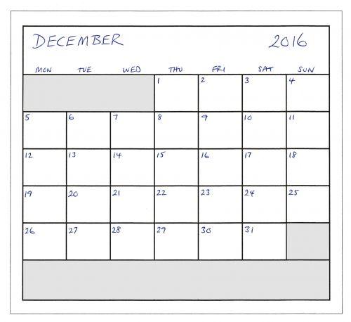 gruodžio mėn ., 2016, kalendorius, diena & nbsp, planuotojas, laisvoji rankena, tapetai, data, diena, laikas, mėnuo, kas mėnesį, savaitę, organizatorius, biuras, namai, planuotojas, dizainas, įvykis & nbsp, planuotojas, tvarkaraštis, 2016 m. gruodžio mėn. planuotojas