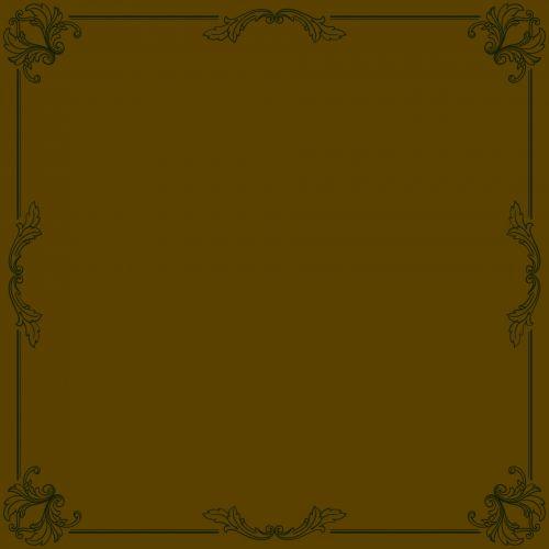 deko, nuotrauka, vaizdas, fonas, žvilgsnis, ruda, spalva, tuščia, niekas, kvadratas, simetriškas, deko rėmas 3