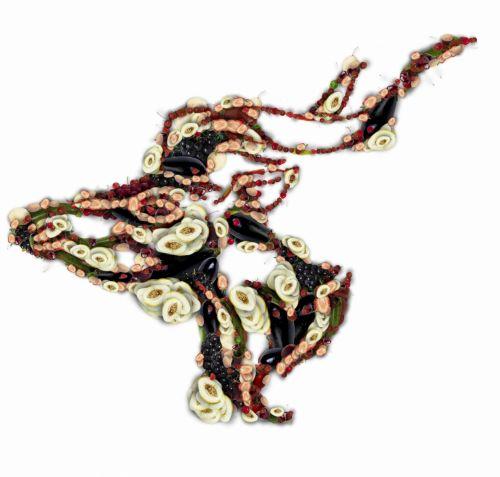 elnias, talismanas, portretas, galva, dažymas, tekstūra, daržovės, gyvūnas, laukiniai, kontūrai, figūra, izoliuotas, balta, fonas, elnių talismanas
