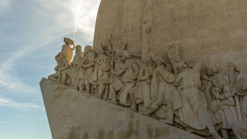 Numatytoji Dos Descobimentos, Lisbonas, Portugal, Paminklas