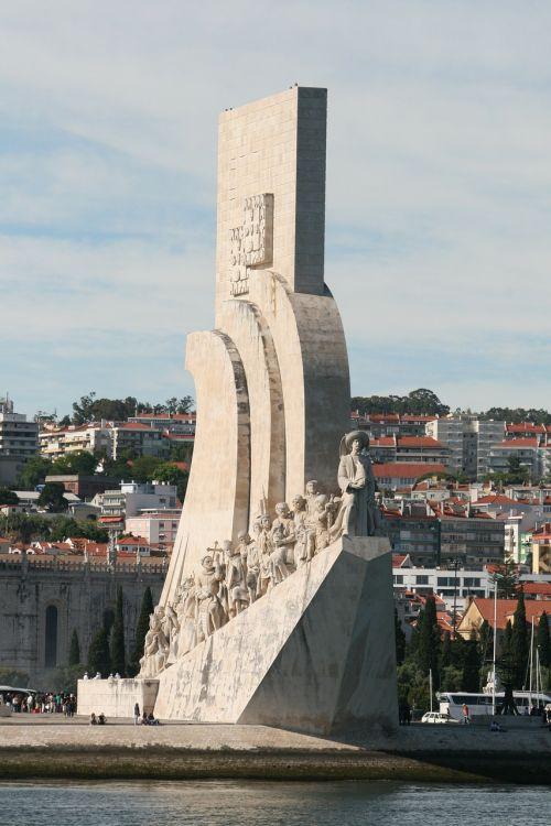 Numatytoji Dos Descobimentos, Lisbonas, Portugal