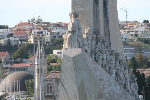 Numatytoji Dos Descobimentos, Lisbonas, Portug