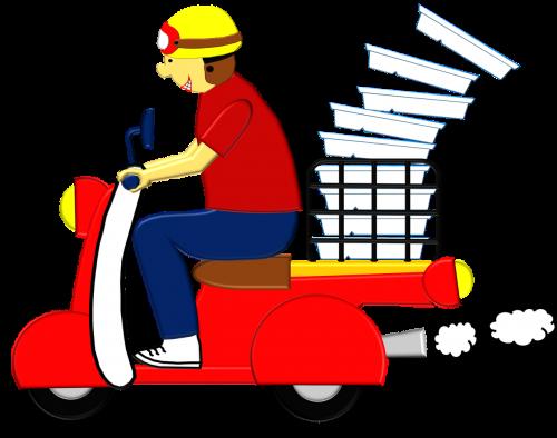 pristatymas,motociklas,autobicycle,autociklas,okupacija,motociklas,variklis,maistas,transporto priemonė,transportas,motociklas,gabenimas,motoroleris