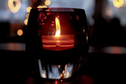 gylis,žvakė,šviesa