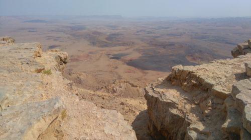 Dykuma, Izraelis, Ramono Krateris, Mitzpe Ramon, Rokas, Negev, Platus
