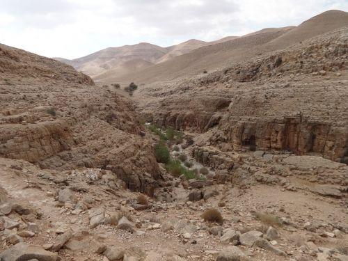 Dykuma, Wadi, Rokas, Sausas, Akmenys