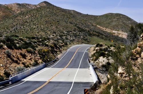 dykuma, Kalifornija, greitkelis, kelias, kelionė, kraštovaizdis, kalnai, dykumos greitkelis