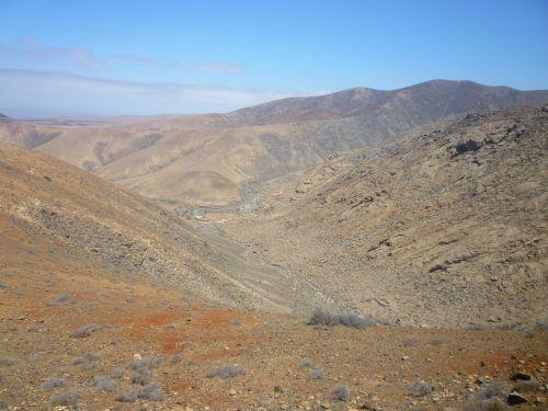 dykumos kraštovaizdis,vulkaninis,Fuerteventura,salos,Kanarų salos,Ispanija,laukas