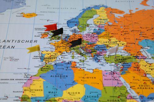 paskirties vietos,žemėlapis,pasaulio žemėlapis,Šalis,kelionė,vėliavos ir vimpelai,vėliavos,žymes,pažymėtas,smeigtukai