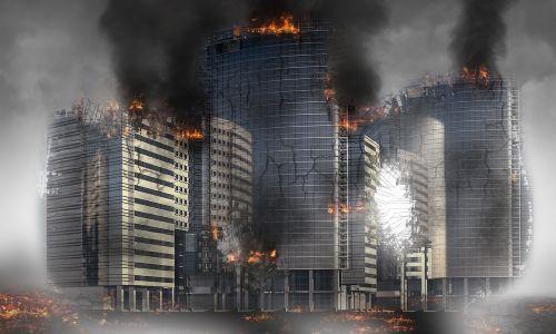 sunaikinimas,apokalipsė,karas,nelaimė,apokaliptinis,Armagedonas,sprogimas,pasimatymų diena,paliktas,tarša,deginimas,pragaras,nuke