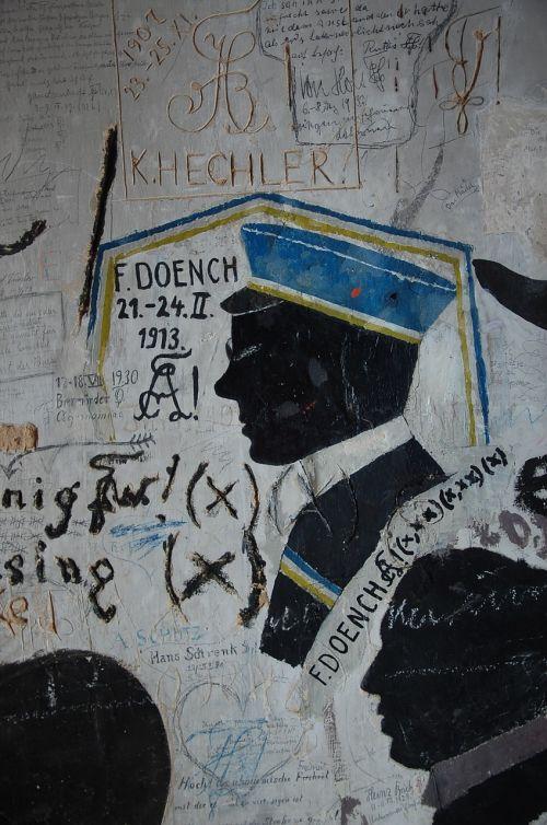 sulaikymas,Göttingen,studento laikas