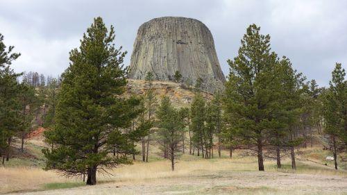 velnių bokštas,Nacionalinis parkas,amerikietis,Rokas,grioveliai,kraštovaizdis,gamta,usa,Jungtinės Valstijos,erozija,monolitas,invazuojantis uolas,Vajomingas,nacionalinis paminklas